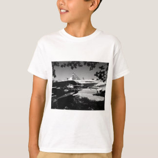 Aircraft museum Garden display T-Shirt