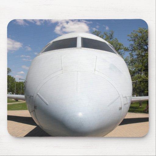 Aircraft Nose 1 Mousepad
