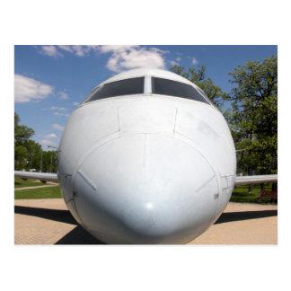 Aircraft Nose 1 Postcard