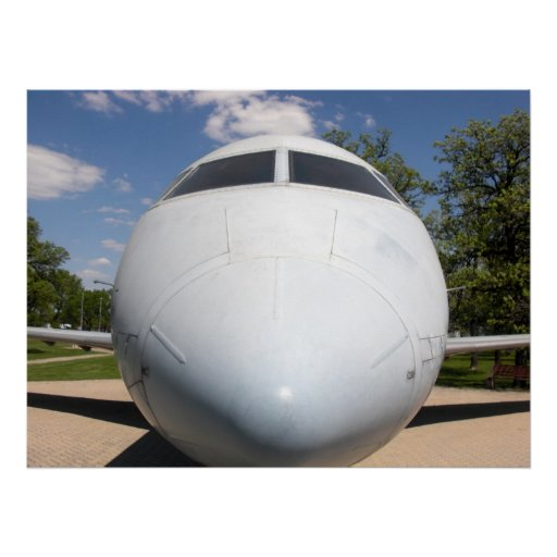 Aircraft Nose 1 Print