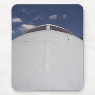 Aircraft Nose 2 Mousepad