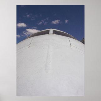 Aircraft Nose 2 Print