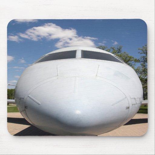 Aircraft Nose 4 Mousepad
