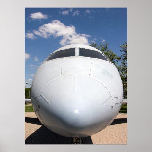 Aircraft Nose 4 Print