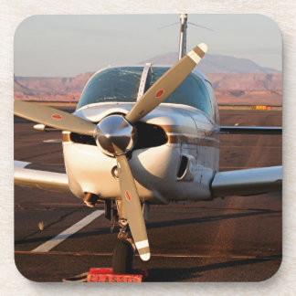 Aircraft, Page, Arizona, USA Drink Coasters