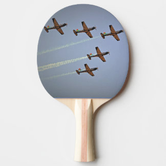 aircraft ping pong paddle
