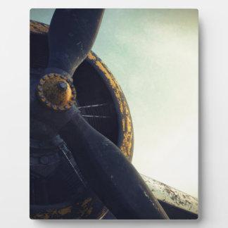 Aircraft Plaque