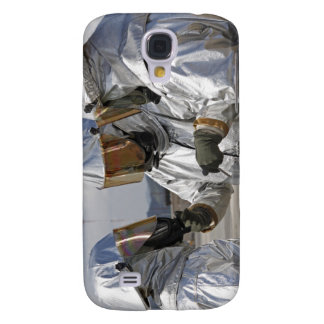 Aircraft Rescue Firefighter Marines Galaxy S4 Case