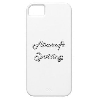 Aircraft Spotting Classic Retro Design Case For The iPhone 5
