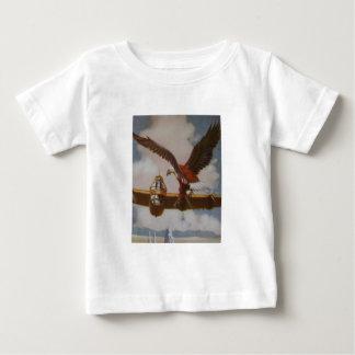 Aircraft VintageTee Shirt Infant
