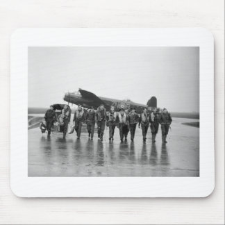 Aircrew 106 Lancaster Bomber RAF Mouse Pad