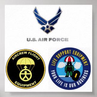 Aircrew AFE ALS Poster