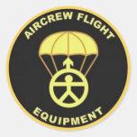 AIRCREW FLIGHT EQUIPMENT STICKER