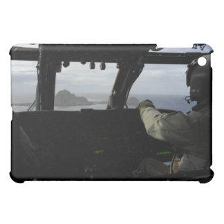 Aircrews approach Farallon Island iPad Mini Covers