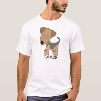 Airdale Lover T-Shirt