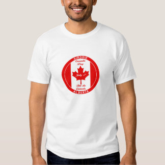 AIRDRIE ALBERTA CANADA DAY T-SHIRT