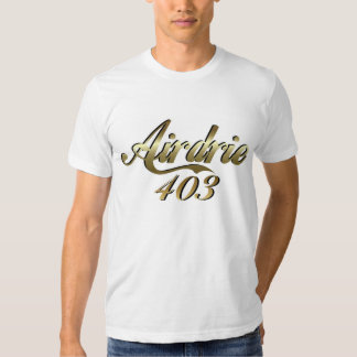 Airdrie Tees