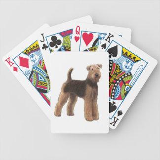 AIREDALE (A) - Standing Card Decks