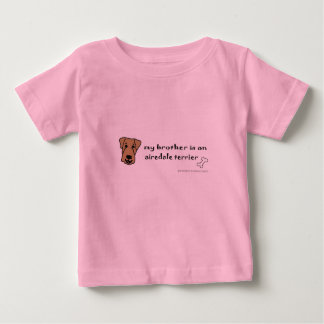 airedale baby T-Shirt