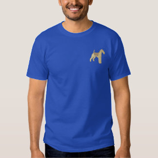 Airedale Embroidered T-Shirt