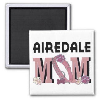 Airedale MOM Magnet