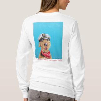 Airedale Sailor Captain Shirt