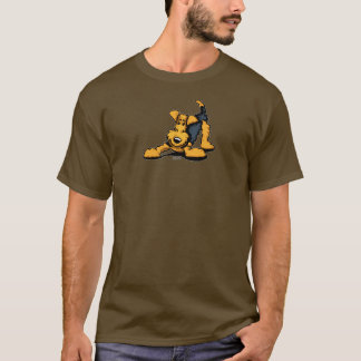 Airedale Terrier at Play T-Shirt