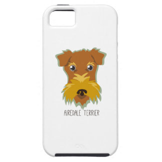 Airedale Terrier iPhone 5 Covers