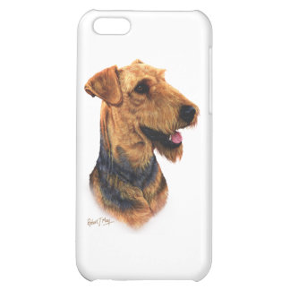 Airedale Terrier iPhone 5C Covers