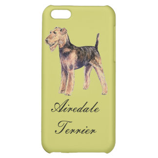Airedale Terrier iPhone Case Cover For iPhone 5C