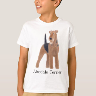 Airedale Terrier Kids T-Shirt