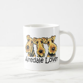 Airedale Terrier Lover Coffee Mug