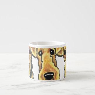 Airedale Terrier Lover Espresso Mug