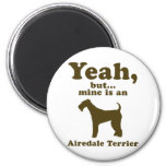 Airedale Terrier Magnets