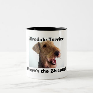 Airedale Terrier Mug