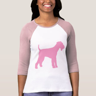 Airedale Terrier (pink) T-Shirt