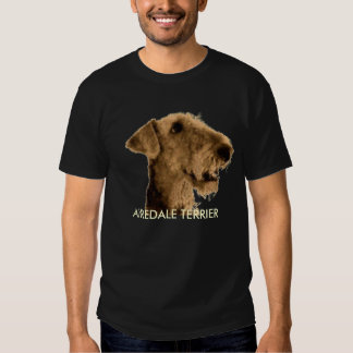 AIREDALE TERRIER TSHIRT