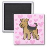 Airedale Terrier / Welsh Terrier Love