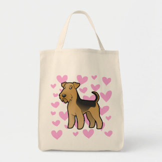 Airedale Terrier / Welsh Terrier Love