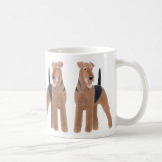 Airedale Terriers Mug