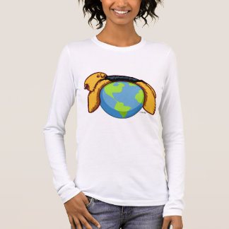 Airedale World Long Sleeve T-Shirt