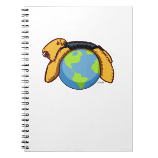 Airedale World Notebook