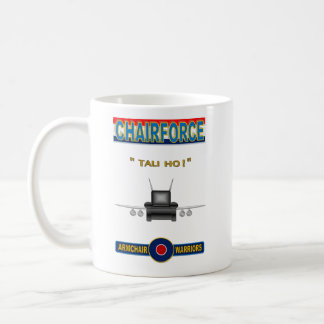 AIRFORCE - CHAIRFORCE  UK  TALI COFFEE MUG