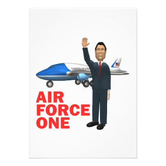 Airforce One Announcements