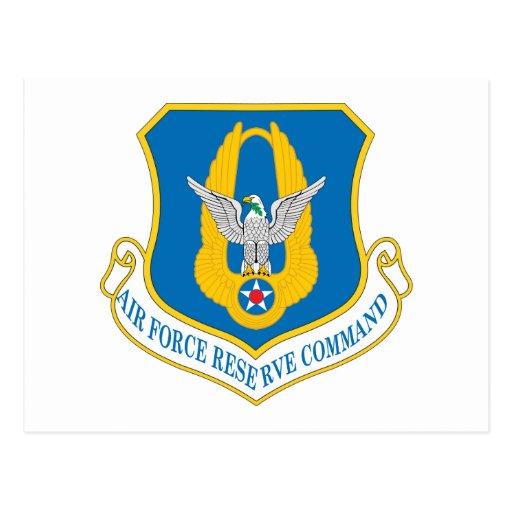 Airforce Reserve Postcard
