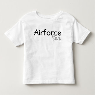 Airforce son toddler T-Shirt