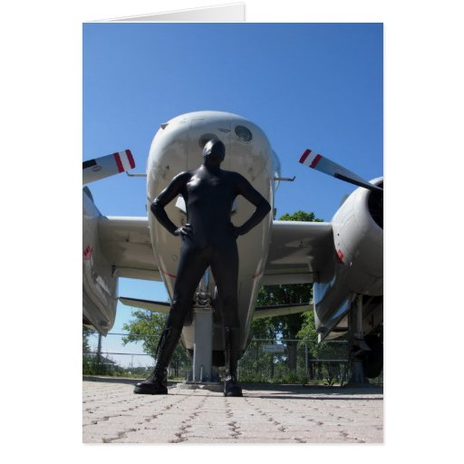 Airforce Way Zentai 01 Card