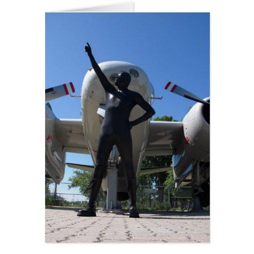 Airforce Way Zentai 02 Card