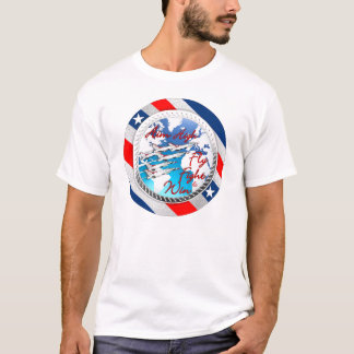 AirForceFanMerch, Air Force Illustation T-Shirt