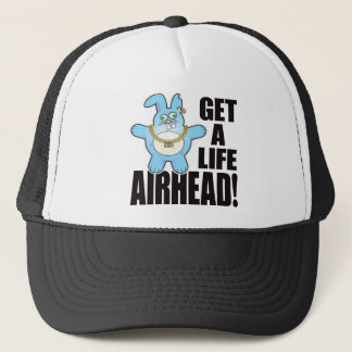 Airhead Bad Bun Life Trucker Hat